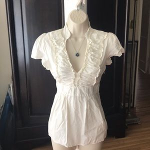 🎈SALE Cotton blouse, only worn once